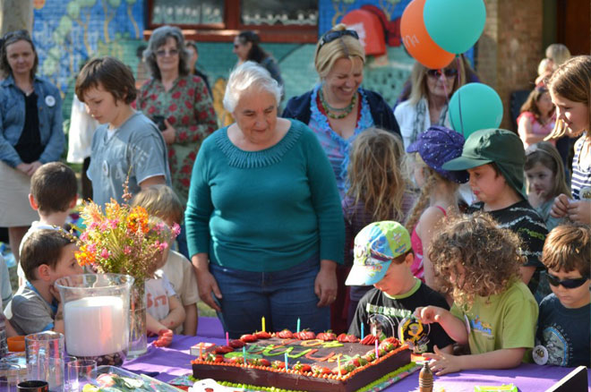 Community 40th-celebrations